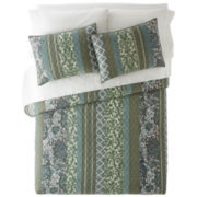 jcp home™ Anya Quilt Set and Accessories