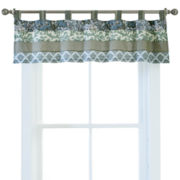 JCPenney Home™ Anya Tab-Top Valance