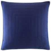 jcp EVERYDAY™ Asheville Blue Euro Sham