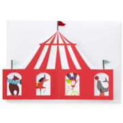 MarthaCelebrations™ Birthday Card – Circus