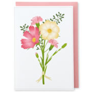 MarthaCelebrations™ Mother's Day Card – Floral Bouquet