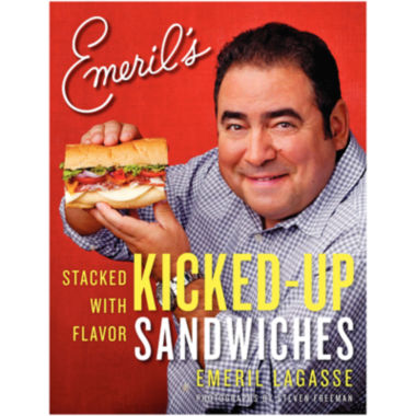 jcpenney.com | Emeril's Kicked-Up Sandwiches: Stacked with Flavor