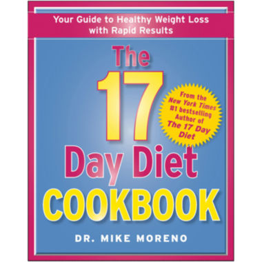 jcpenney.com | The 17 Day Diet Cookbook: 80 All New Recipes for Healthy Weight Loss