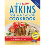The New Atkins for a New You Cookbook