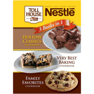 jcpenney.com | Nestle Toll House® 3 Books in 1