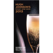 Hugh Johnson's Pocket Wine Book 2013