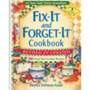 Fix-It and Forget-It® Cookbook, Revised and Updated: 700 Slow-Cooker Recipes
