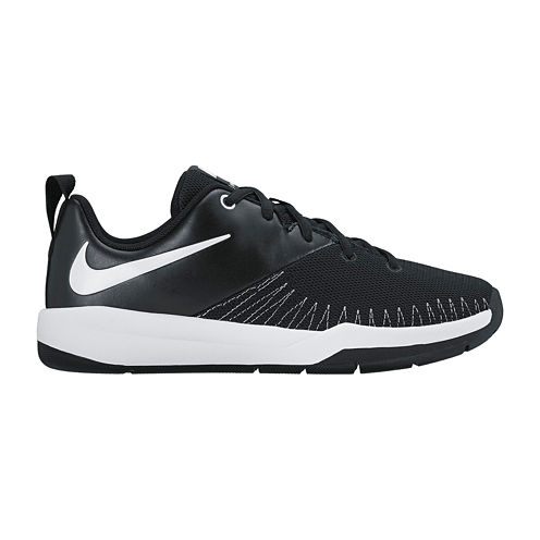 Nike® Team Hustle D 7 Low Boys Basketball Shoes - Little Kids
