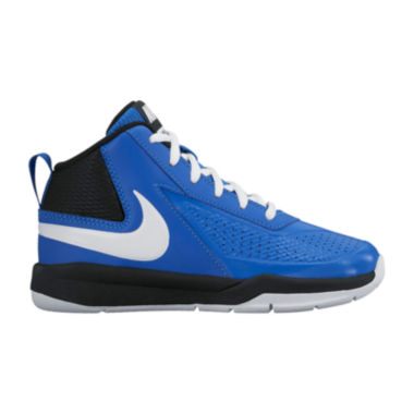 jcpenney.com | Nike® Team Hustle D 7 Boys Basketball Shoes - Little Kids