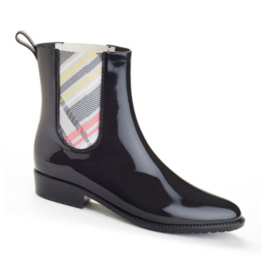 jcpenney.com | Henry Ferrera Clarity 800 Short Plaid Rain Boots