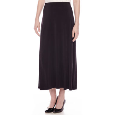 jcpenney.com | Black Label by Evan-Picone Solid Maxi Skirt