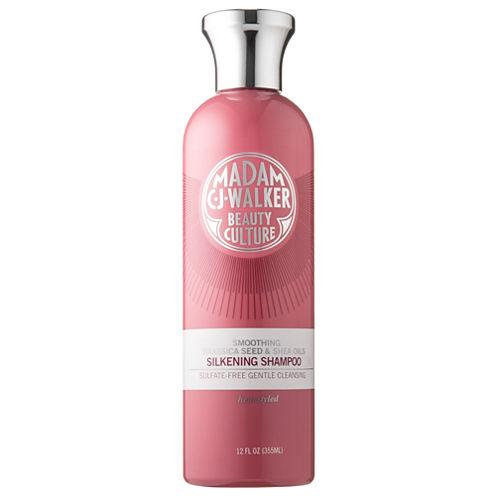 Madam C.J. Walker Brassica Seed & Shea Oils Silkening Shampoo