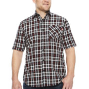 Ecko Unltd.® Barington Short-Sleeve Woven Shirt - Big & Tall
