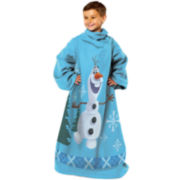 Disney Frozen Olaf Children's Comfy Throw