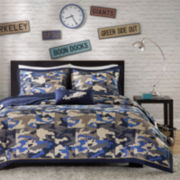 Mi Zone Andrew Coverlet Set & Accessories