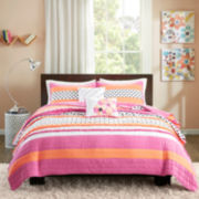 Intelligent Design Ryder Coverlet Set