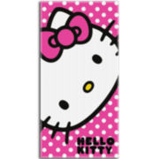 Hello Kitty Happy Kitty Cotton Beach Towel