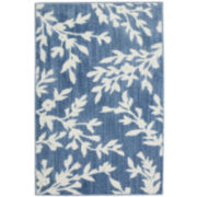 JCPenney Home™ Floral Branches Rectangular Rug