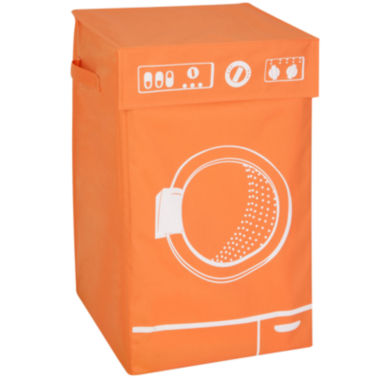 jcpenney.com | Honey-Can-Do® Orange Graphic Hamper
