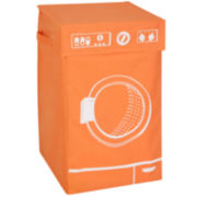Honey-Can-Do® Orange Graphic Hamper