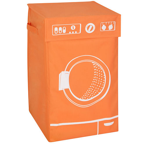 Honey-Can-Do® Orange Graphic Hamper