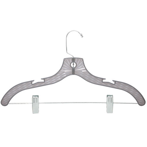 Honey-Can-Do® 120-pk. Crystal-Tinted Suit Hangers