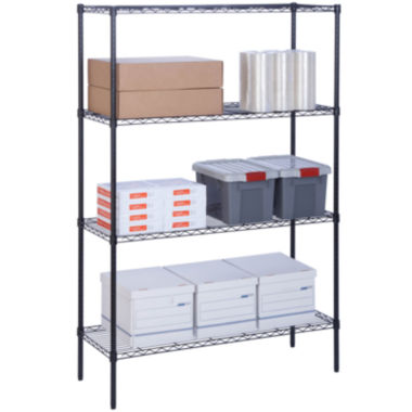 jcpenney.com | Honey-Can-Do® 4-Tier Steel Adjustable Storage Shelf