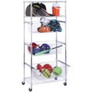 Honey-Can-Do® Sports Equipment 3-Shelf Organizer