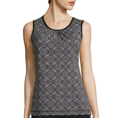 jcpenney.com | Made for Life™ Sleeveless Yoga Top