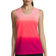 Made for Life™ Sleeveless Shirred Yoke Top