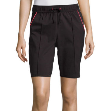 jcpenney.com | Made for Life™ Pintuck Bermuda Shorts - Tall