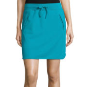 Made for Life™ Relaxed-Fit French Terry Skort - Tall