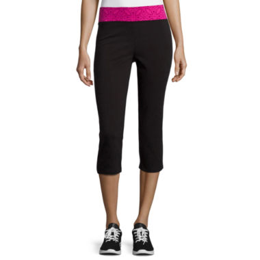 jcpenney.com | Made for Life™ Yoga Capris