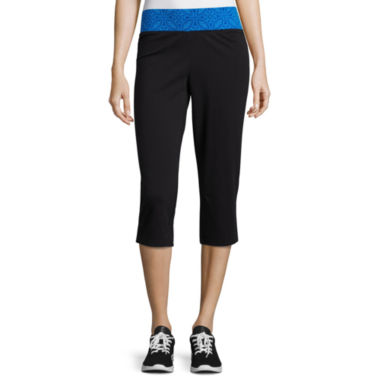 jcpenney.com | Made For Life Knit Workout Capris