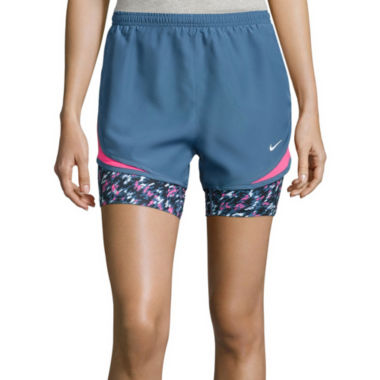 jcpenney.com | Nike® 2-In-1 Dri-FIT Tempo Running Shorts