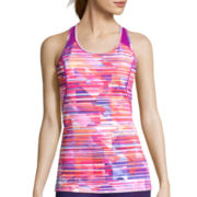 Xersion™ Fitted Bra Tank Top