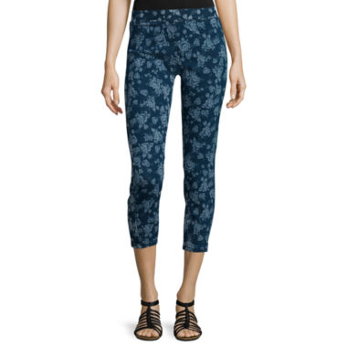 jcpenney.com | i jeans by Buffalo Cropped Jeggings