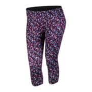 Nike® Slim-Fit Essential Cropped Pants - Plus