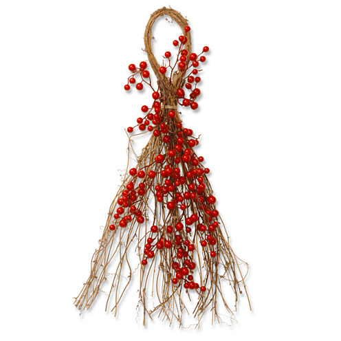 National Tree Co. Spring Floral Wall Sculpture