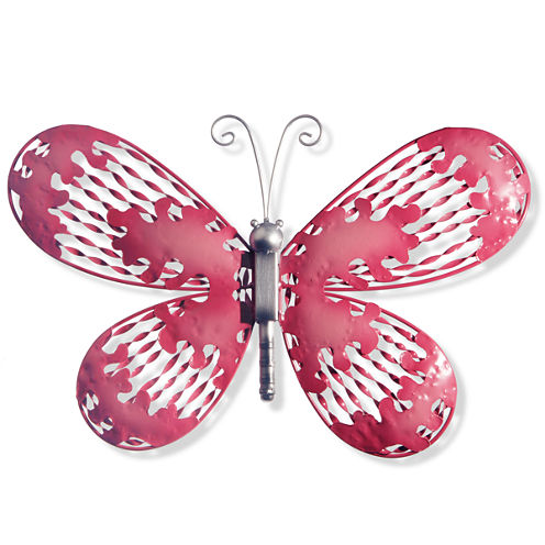 National Tree Co. Spring Floral Metal Wall Art