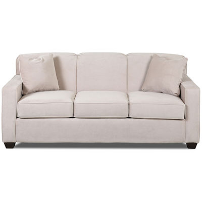 Sleeper Possibilities Track Arm Queen Sofa