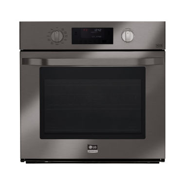"jcpenney.com | LG 4.7 cu.ft. Capacity 30"" Built-in Single Wall Oven with Convection"