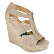 SM Rosalyn Strap Sandal Wedges