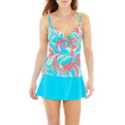 Maidenform Underwire Tankini Swim Top or Skirtini Bottoms