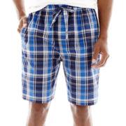 IZOD® Woven Pajama Shorts