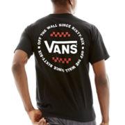 Vans® Vansolid Graphic Tee