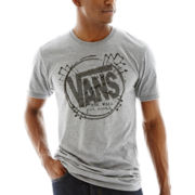 Vans® Gritted Graphic Tee