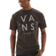 Vans® Vanstackel Graphic Tee