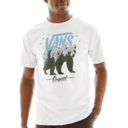 Vans® Bearlo Graphic Tee