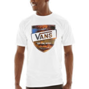 Vans® Burnley Graphic Tee